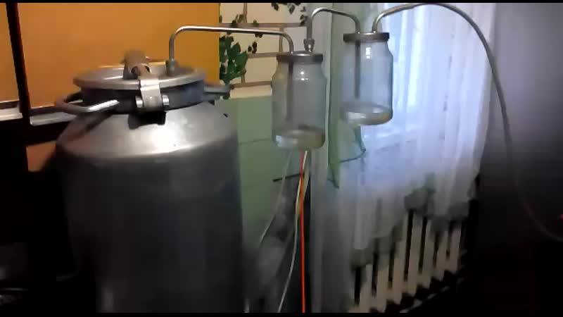 Самогонный аппарат своими руками из фляги