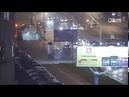 Псих в Минске сбивал силовиков, как манекены!