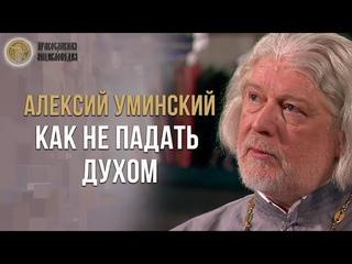 Как не упасть духом и ожить через страдание - Алексий Уминский