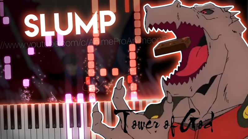 SLUMP - Tower of God/Kami no Tou ED | 神之塔/신의탑 [Stray Kids] (piano) Extended