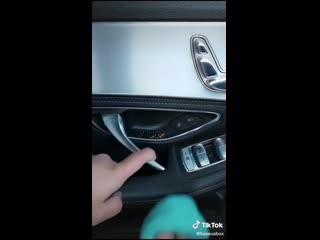Слайм для чистки салона авто