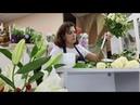 Создание свадебного букета Салон цветов Азалия, город Ишимбай.