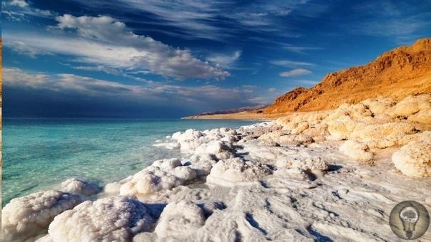 Интересные факты о Мёртвом море Одно из самых уникальных творений природы находится на границе Израиля и Иордании. Пожалуй, в целом мире не найти такого же значимого для истории человечества