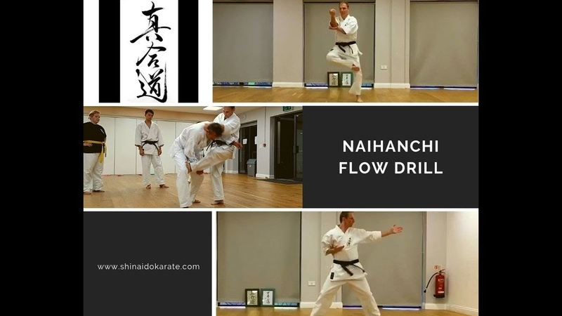 Naihanchi Kata Flow Drill