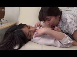 Kichi Rena, Usui Saryuu - Mature Woman Lesbian OL Sex Diary I'll Tell You Work, So Hey!