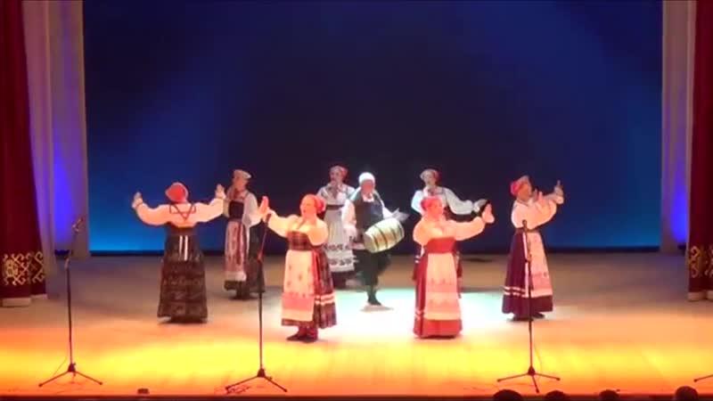 Коми пермяцкий ансамбль Шондiбан г Кудымкар Пермский край Колö кылö