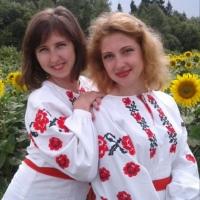 Фотография страницы Иры Шматок-Пурис ВКонтакте