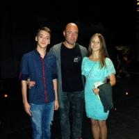 Фотография страницы Анастасии Лесничой ВКонтакте