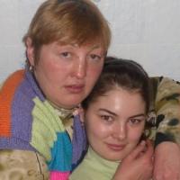 Фотография страницы Дины Прокудиной ВКонтакте