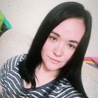 Фотография страницы Ксении Абрамовой ВКонтакте