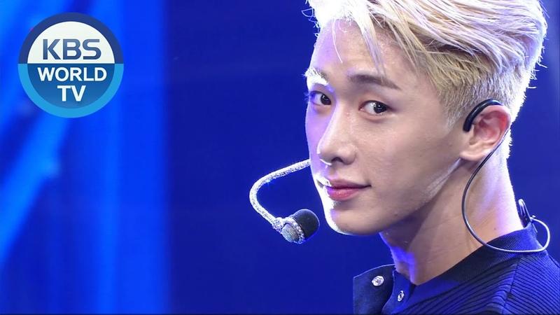 WONHO 원호 Open Mind Music Bank 2020 09 18