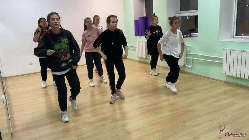 """Dance Mix в студии танца """"Амрита"""""""