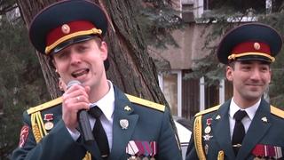 Южный округ войск национальной гвардии флешмоб к 8 Марта