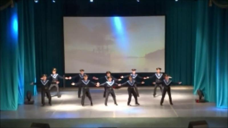 26 07 20 Школа танца Акварель ВМФ России посвящается