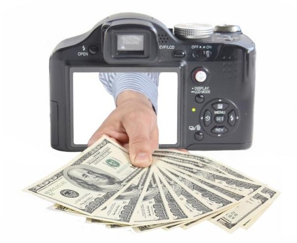 шла как начать зарабатывать деньги фотографу россии