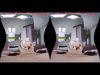 Blanche Bradburry vr porn oculus rift pov vitual reality virtual sex HD babe blonde порно от первого лица вр