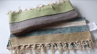 Купила дешёвые коврики из Индии в Леруа Мерлен. Покажу, как я их использую не по назначению