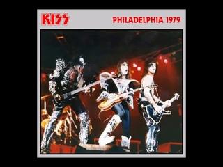 Kiss Live in Philadelphia 1979