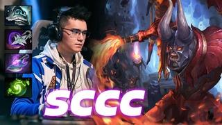 SCCC DOOM LUCIFER - Dota 2 Pro Gameplay [Watch & Learn]