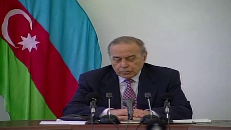 Гейдар Алиев Нет сомнений что мы освободим Кельбаджар из под оккупации