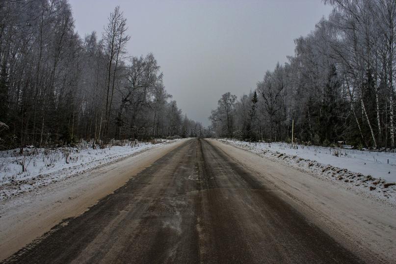 Дорога в Нолинск