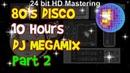 80s Disco Greatest Hits 12 Nonstop Mix Vol.2