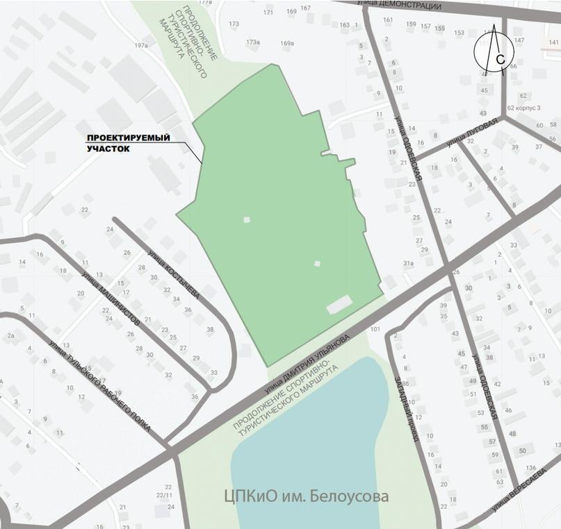 Территориальная схема