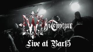 Whitemour The Devil Inherits The World full album (Live at Bar15) - Blackened Death Metal (Finland)