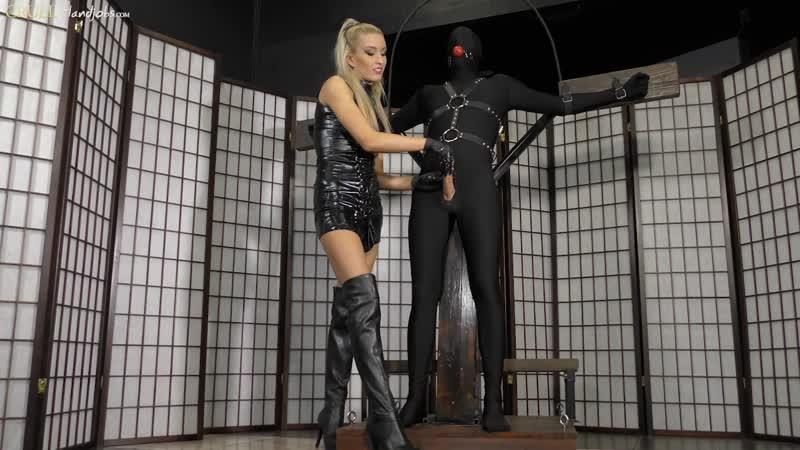 Mistress Aryel Milked til the last drop 2020 г. , Fem Dom, Orgasm Control, Forced Handjob, Forced Orgasm,