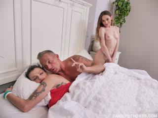 [TeamSkeet] Joslyn James, Sera Ryder [porno hd porn жмж группово порн секс групп две девушк трах ебл ебут девочк молод трахаю ми