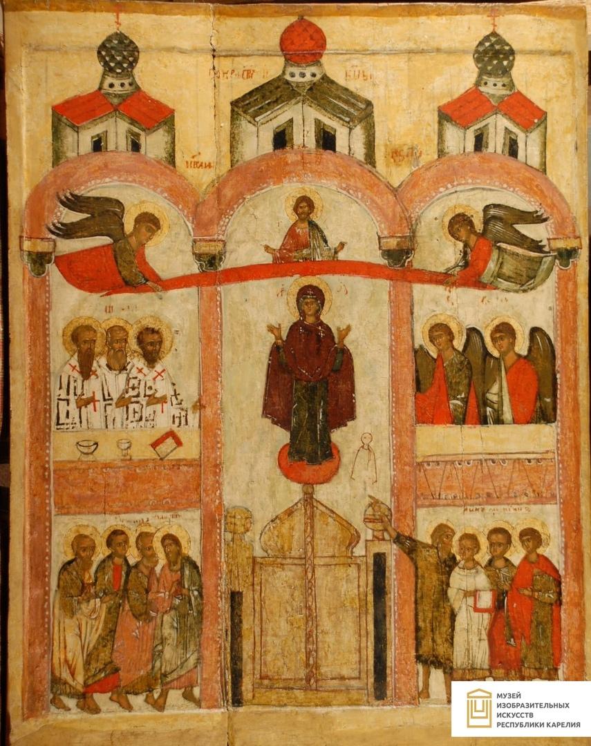 Покров Пресвятой Богородицы, изображение №1