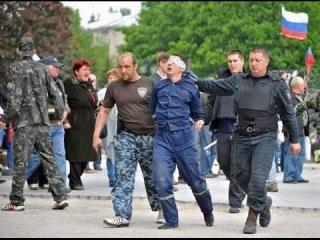Птух Рульов у Луганській лікарні вирішив узяти інтерв'ю у громадянина Параші про звірства каратлй. І ось, що з цього вийшло.