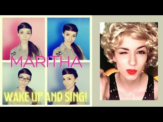 """MARITHA - WAKE UP AND SING! (кавер """"Проснись и Пой"""") #новаямузыка #проснисьипой"""