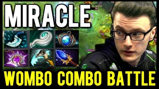 MIRACLE Very Try Hard Game - Wombo Combo Battle