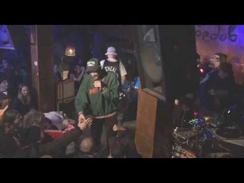 Дикий Ди Джаз Ролла DJ Original Dee Masta Tros фрагмент с тусы Огонь Фанка 10 лет