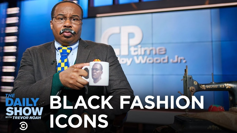 CP Time Black Trailblazers in Fashion The Daily Show