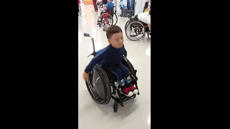 Автодром Сочи паралимпийцы