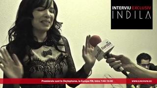 INDILA în România: Interviu exclusiv cu Indila pentru Europa FM