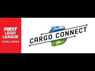 Kick-off направления FLL Challenge сезона 2021-2022 Cargo connect