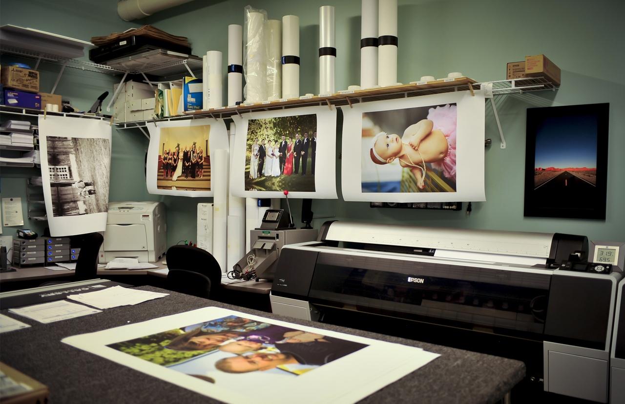 Как открыть дома бизнес по фотопечати