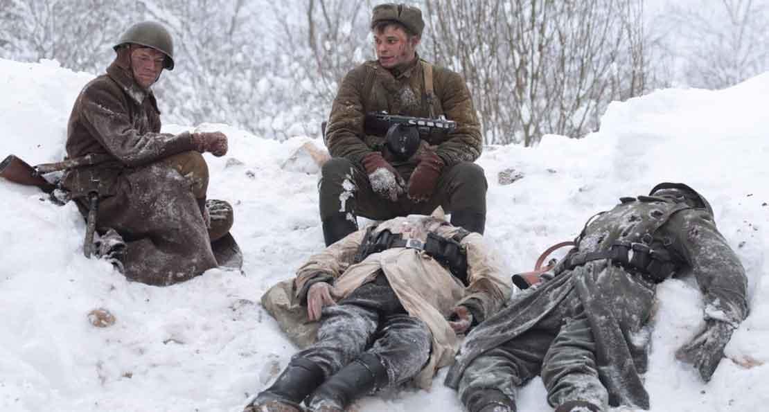 Солдаты Ржевской битвы