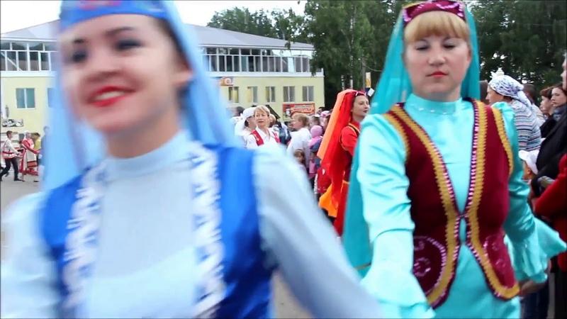 Фәрит Гыйбатдинов истәлегенә УРМАЙ ЗӘЛИДӘ VIII нче халык ара төрки дөнья фестивале