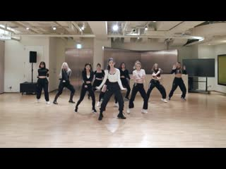 aespa (에스파) - 'Black Mamba' Dance Practice [Mirrored]