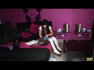 Trans500 / BehindTrans500 / Selena Cox Behind the Scenes