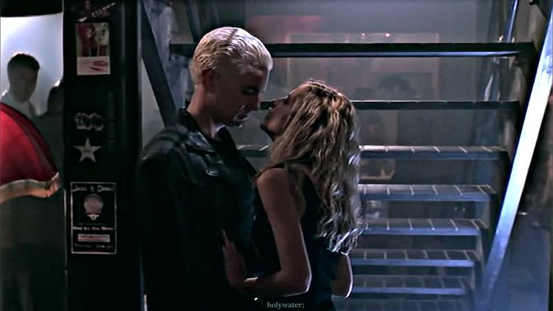 Баффи истребительница вампиров Buffy the Vampire Slayer Buffy Spike ТОНУ Я