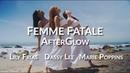 Femme Fatale After Glow Beach Dance
