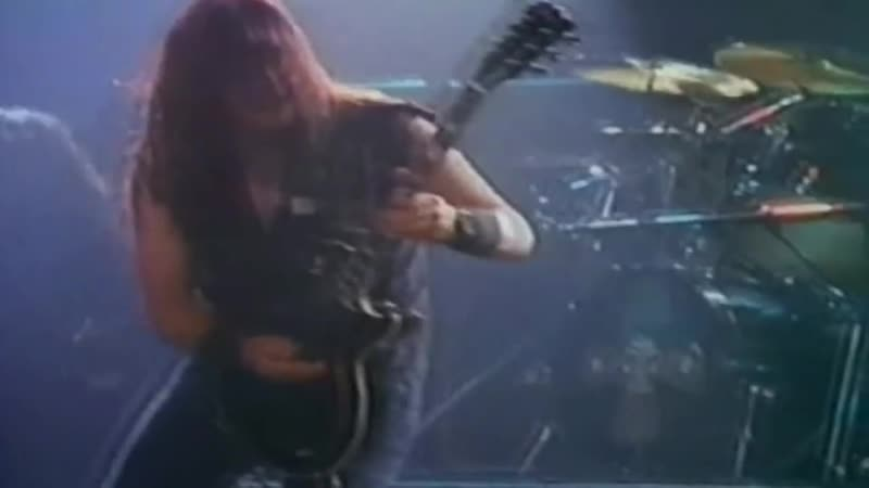 Testament Practice What You Preach 1989 Official Video