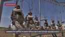 Замминистра обороны проверил боевую подготовку севастопольской бригады морской пехоты