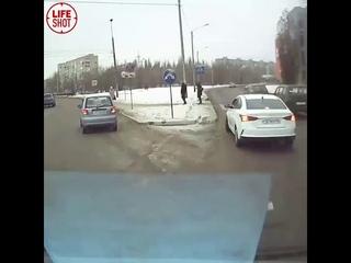 Автохам учитель на дороге в Воронеже  Наказание