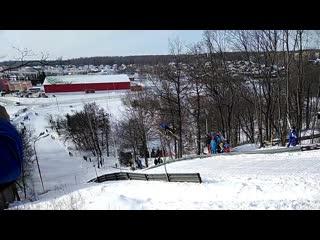 Первенство Республики Татарстан по прыжкам на лыжах с трамплина и лыжному двоеборью